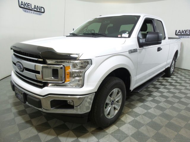 2018 F-150 Super Cab 4x2,  Pickup #18T1170 - photo 7