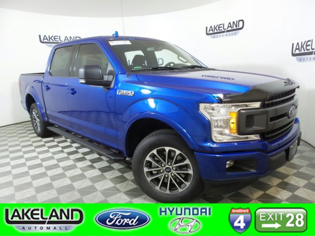 2018 F-150 SuperCrew Cab 4x2,  Pickup #18T1179 - photo 1