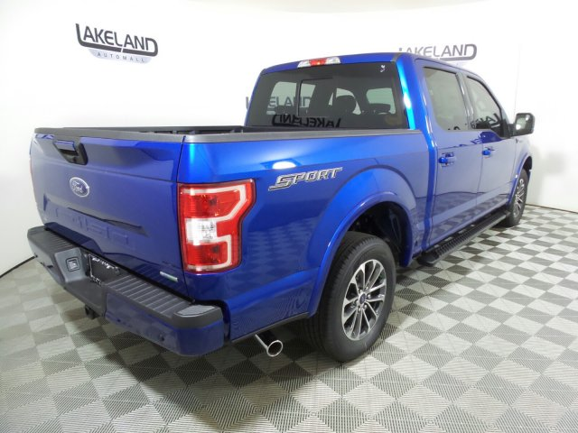 2018 F-150 SuperCrew Cab 4x2,  Pickup #18T1179 - photo 2
