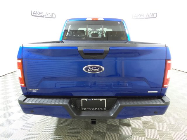 2018 F-150 SuperCrew Cab 4x2,  Pickup #18T1179 - photo 5