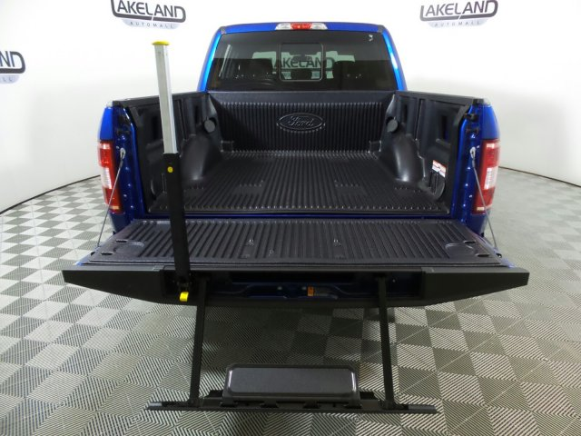 2018 F-150 SuperCrew Cab 4x2,  Pickup #18T1179 - photo 6