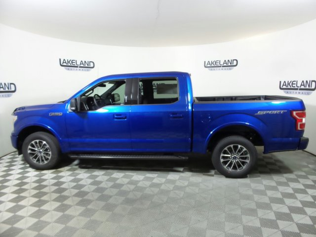 2018 F-150 SuperCrew Cab 4x2,  Pickup #18T1179 - photo 7