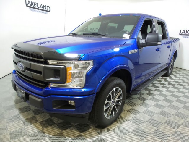 2018 F-150 SuperCrew Cab 4x2,  Pickup #18T1179 - photo 8