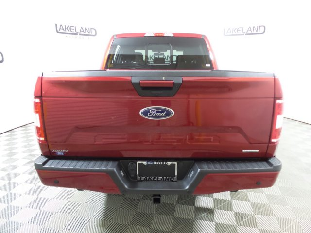 2018 F-150 SuperCrew Cab 4x4,  Pickup #18T1184 - photo 5