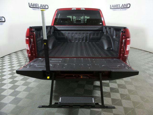 2018 F-150 SuperCrew Cab 4x4,  Pickup #18T1184 - photo 6