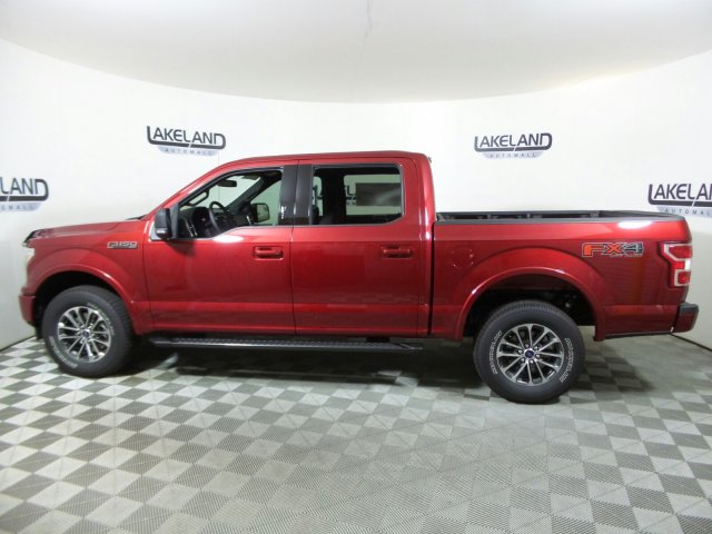 2018 F-150 SuperCrew Cab 4x4,  Pickup #18T1184 - photo 7