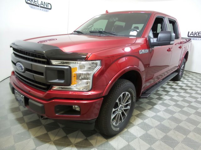 2018 F-150 SuperCrew Cab 4x4,  Pickup #18T1184 - photo 8