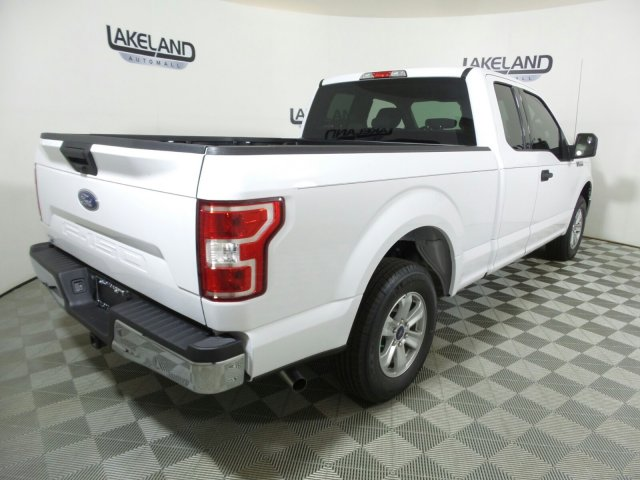 2018 F-150 Super Cab 4x2,  Pickup #18T1206 - photo 2
