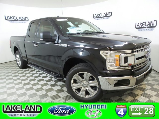 2018 F-150 Super Cab 4x2,  Pickup #18T1259 - photo 1