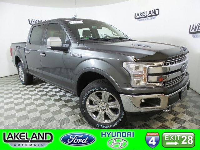 2018 F-150 SuperCrew Cab 4x4,  Pickup #18T1262 - photo 1