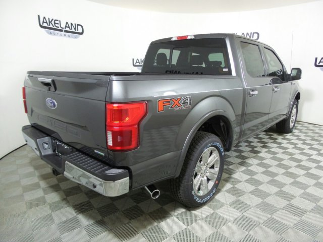 2018 F-150 SuperCrew Cab 4x4,  Pickup #18T1262 - photo 2