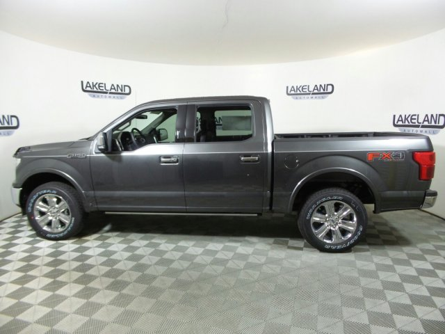 2018 F-150 SuperCrew Cab 4x4,  Pickup #18T1262 - photo 7