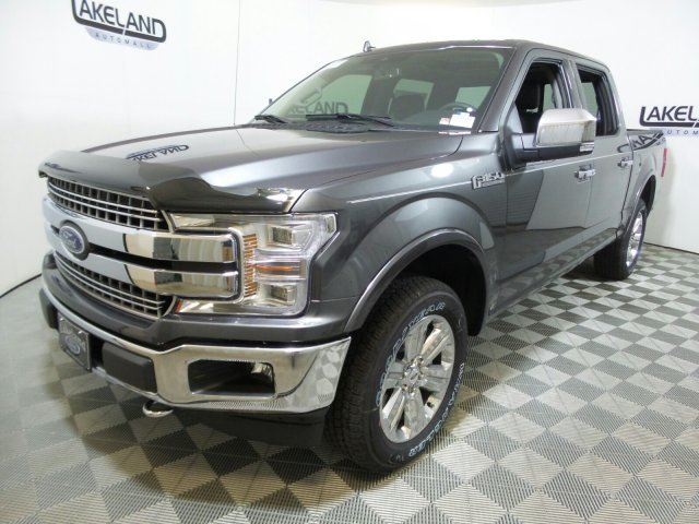 2018 F-150 SuperCrew Cab 4x4,  Pickup #18T1262 - photo 8