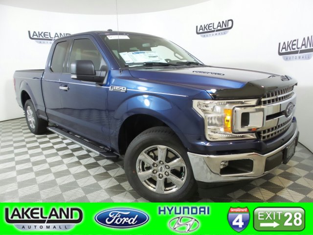 2018 F-150 Super Cab 4x2,  Pickup #18T1263 - photo 1