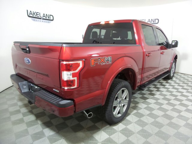 2018 F-150 SuperCrew Cab 4x4,  Pickup #18T1268 - photo 2