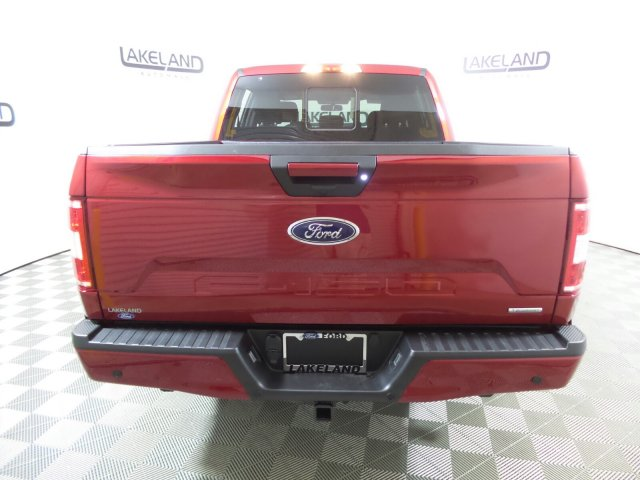 2018 F-150 SuperCrew Cab 4x4,  Pickup #18T1268 - photo 5