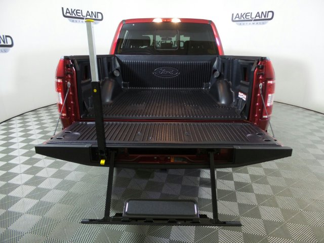 2018 F-150 SuperCrew Cab 4x4,  Pickup #18T1268 - photo 6