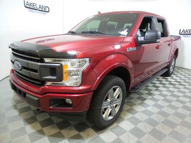 2018 F-150 SuperCrew Cab 4x4,  Pickup #18T1268 - photo 8