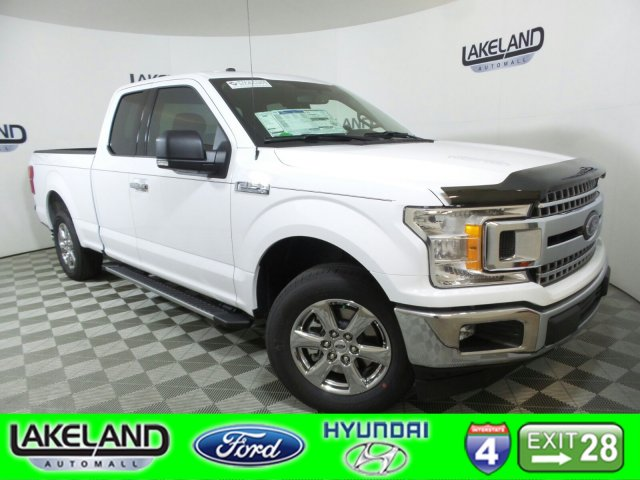 2018 F-150 Super Cab 4x2,  Pickup #18T1272 - photo 1