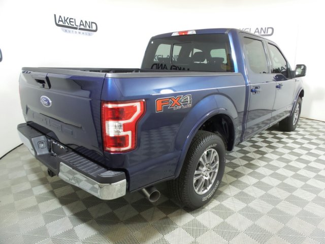 2018 F-150 SuperCrew Cab 4x4,  Pickup #18T1276 - photo 2