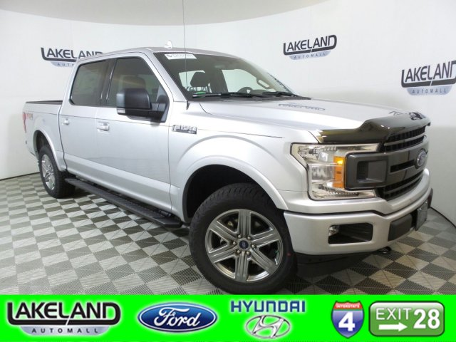 2018 F-150 SuperCrew Cab 4x4,  Pickup #18T1277 - photo 1