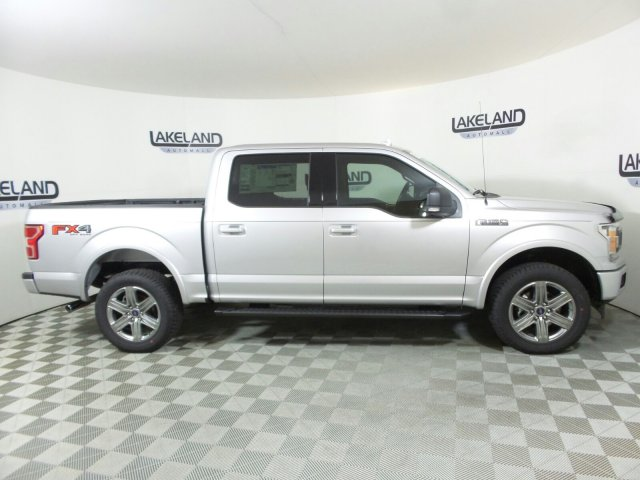 2018 F-150 SuperCrew Cab 4x4,  Pickup #18T1277 - photo 4