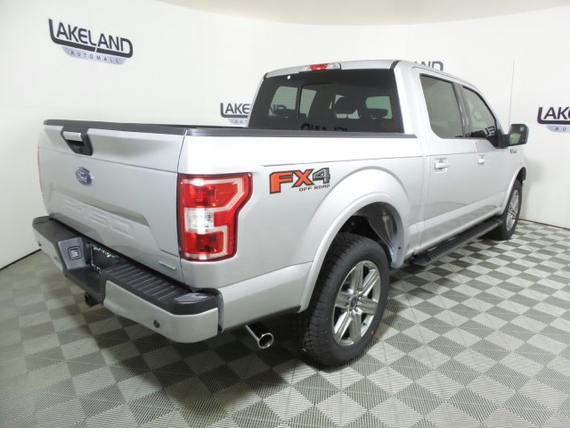 2018 F-150 SuperCrew Cab 4x4,  Pickup #18T1277 - photo 2