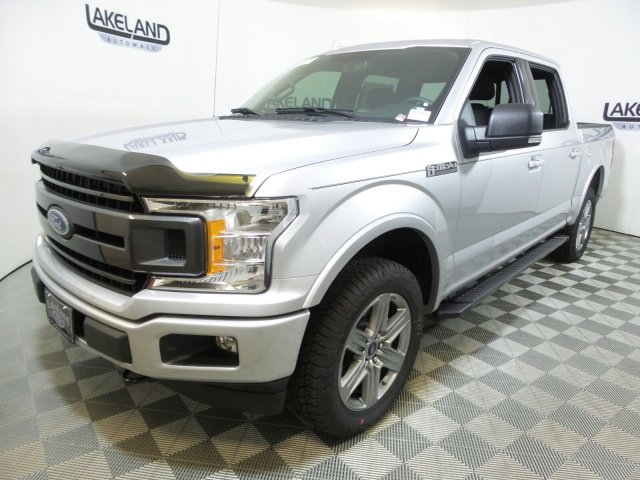 2018 F-150 SuperCrew Cab 4x4,  Pickup #18T1277 - photo 8