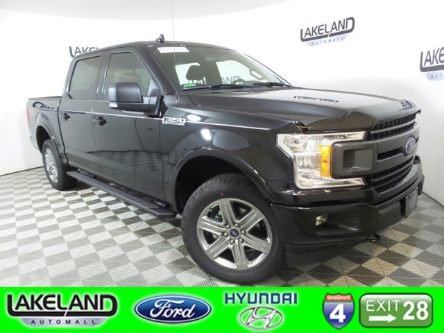 2018 F-150 SuperCrew Cab 4x4,  Pickup #18T1278 - photo 1