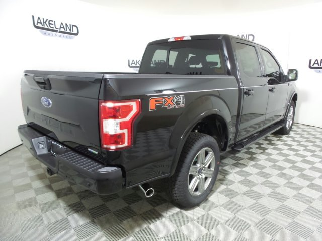 2018 F-150 SuperCrew Cab 4x4,  Pickup #18T1278 - photo 2