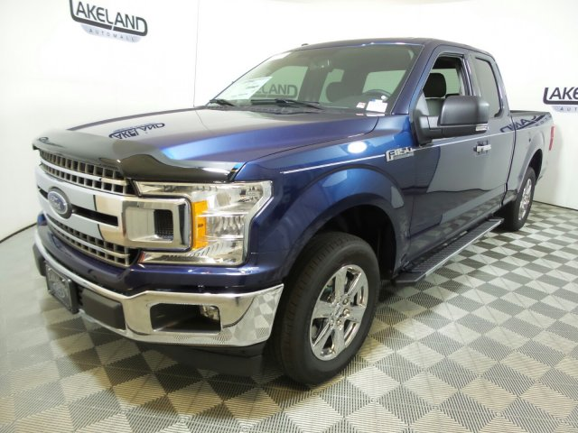 2018 F-150 Super Cab 4x2,  Pickup #18T1280 - photo 7