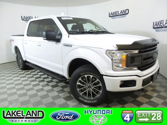 2018 F-150 SuperCrew Cab 4x4,  Pickup #18T1298 - photo 1