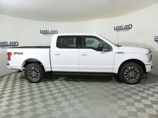 2018 F-150 SuperCrew Cab 4x4,  Pickup #18T1298 - photo 4