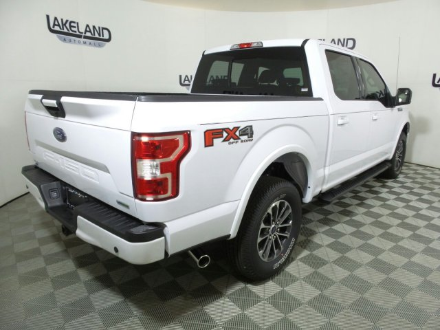 2018 F-150 SuperCrew Cab 4x4,  Pickup #18T1298 - photo 2