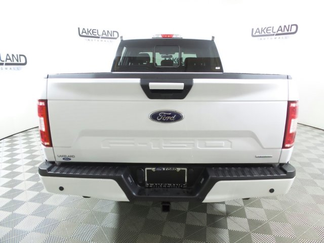 2018 F-150 SuperCrew Cab 4x4,  Pickup #18T1298 - photo 5