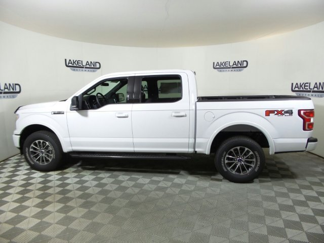 2018 F-150 SuperCrew Cab 4x4,  Pickup #18T1298 - photo 7