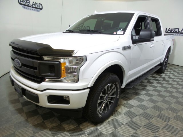 2018 F-150 SuperCrew Cab 4x4,  Pickup #18T1298 - photo 8