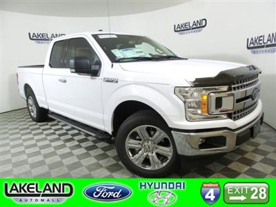 2018 F-150 Super Cab 4x2,  Pickup #18T1302 - photo 1