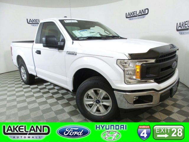 2018 F-150 Regular Cab 4x2,  Pickup #18T1306 - photo 1