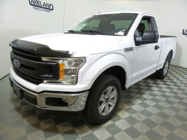 2018 F-150 Regular Cab 4x2,  Pickup #18T1306 - photo 8