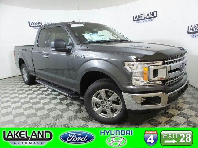 2018 F-150 Super Cab 4x2,  Pickup #18T1350 - photo 1