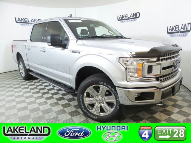 2019 F-150 SuperCrew Cab 4x4,  Pickup #19T0081 - photo 1