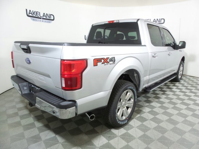 2019 F-150 SuperCrew Cab 4x4,  Pickup #19T0081 - photo 2