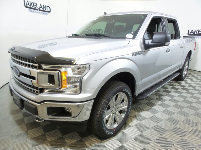 2019 F-150 SuperCrew Cab 4x4,  Pickup #19T0081 - photo 8