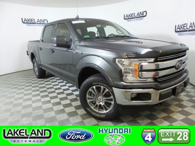 2019 F-150 SuperCrew Cab 4x4,  Pickup #19T0198 - photo 1