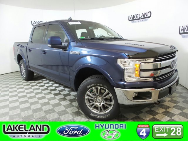 2019 F-150 SuperCrew Cab 4x4,  Pickup #19T0199 - photo 1