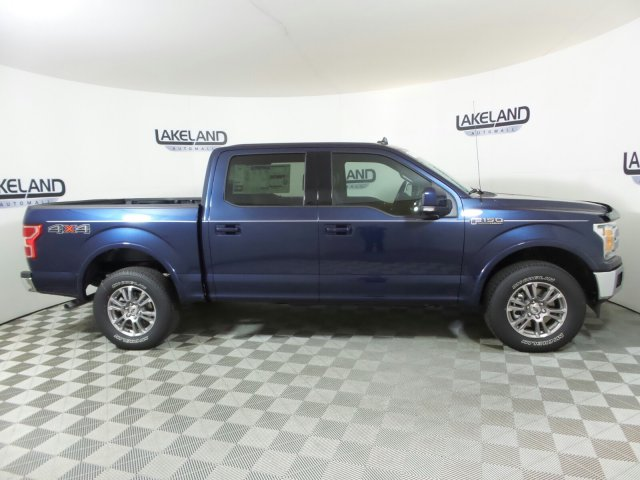 2019 F-150 SuperCrew Cab 4x4,  Pickup #19T0199 - photo 4