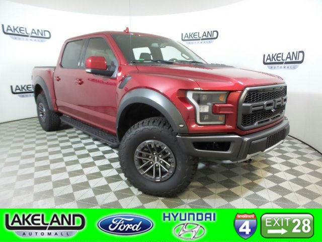 2019 F-150 SuperCrew Cab 4x4,  Pickup #19T0213 - photo 1