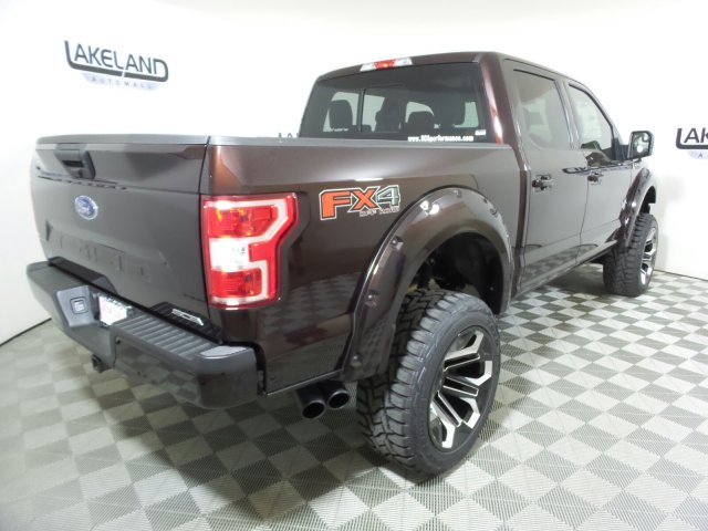 2019 F-150 SuperCrew Cab 4x4,  SCA Performance Pickup #19T0286 - photo 2