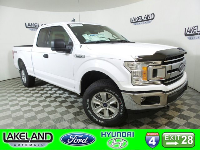 2019 F-150 Super Cab 4x4,  Pickup #19T0293 - photo 1